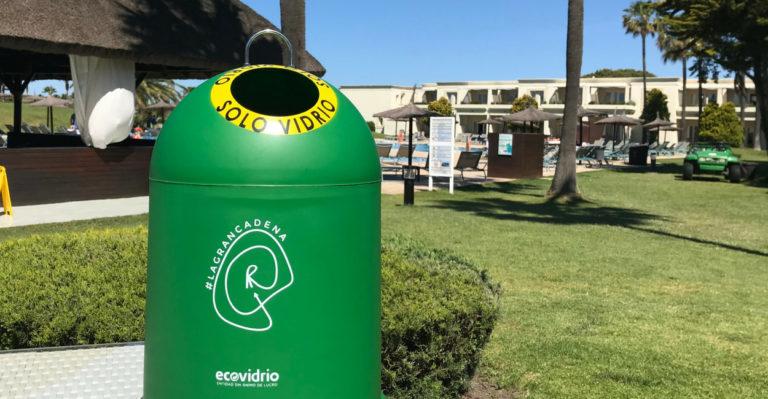 Recycle Ecovidrio - Vincci Costa Golf