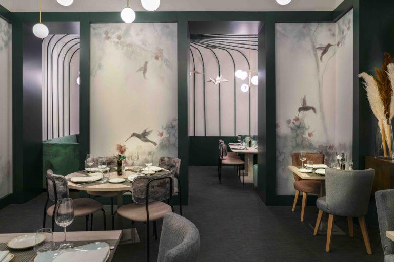 NoMad Food & Bar – Vincci Soho