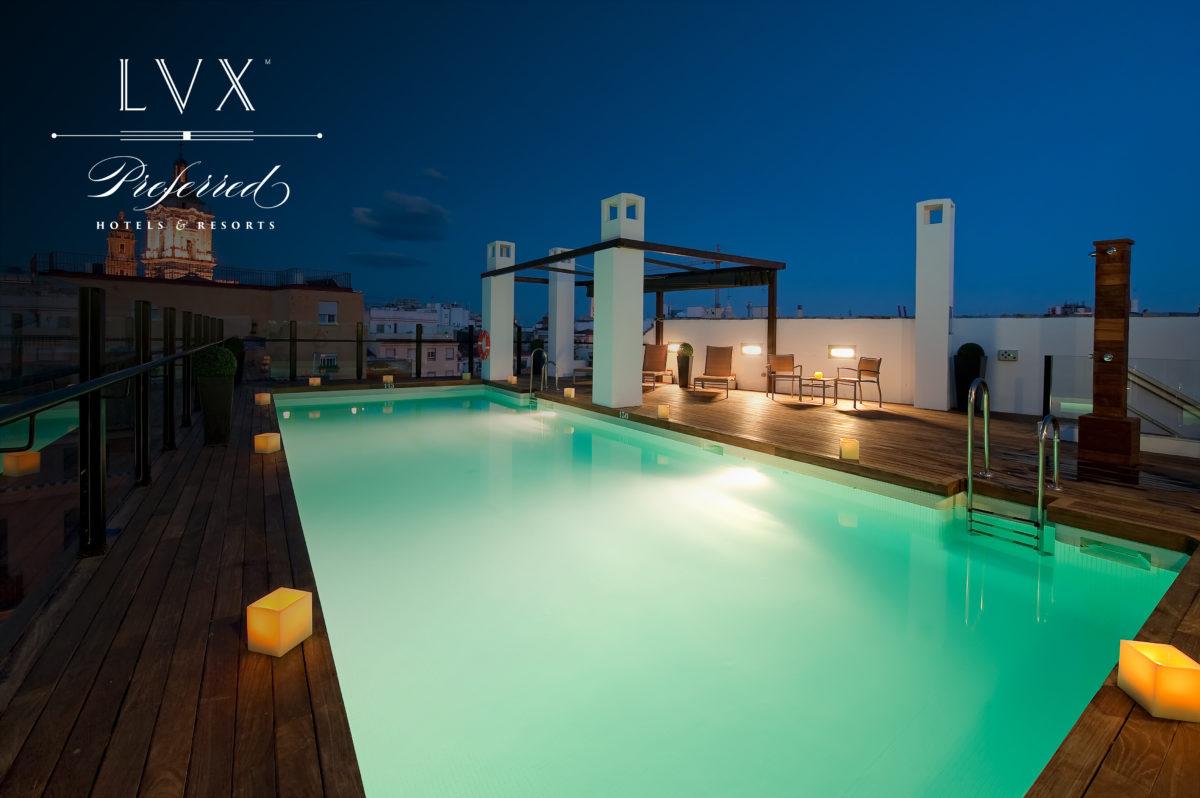 Vincci Selección Posada del Patio 5* and Vincci Selección Estrella del Mar 5*, new members of Preferred Hotels & Resorts