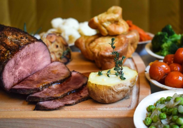 Our most refreshingly British hotel, Vincci The Mint 4*, brings the traditional Sunday Roast to Madrid
