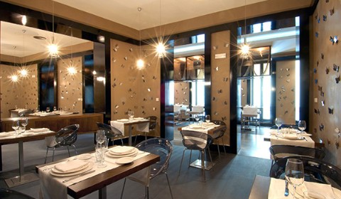 Restaurante Prado 18 Hotel Vincci Soho Madrid
