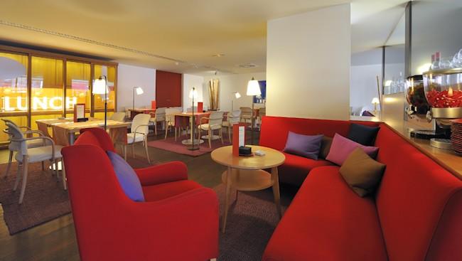 Bar restaurante hotel Vincci SoMa Madrid