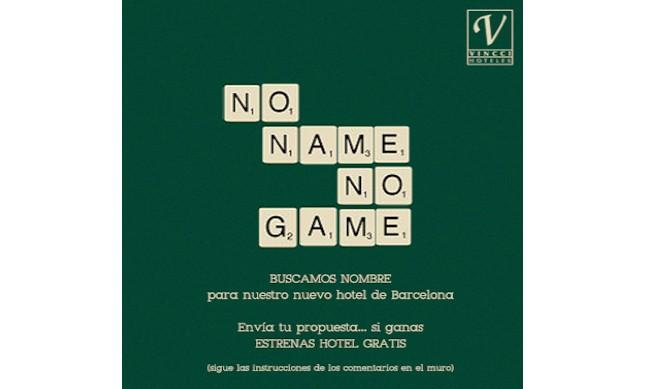 Concurso Facebook No Name, No Game
