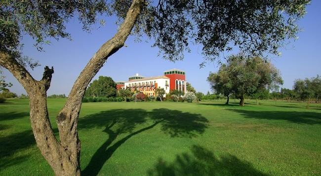 Campo de golf hotel Vincci Canela Golf Huelva
