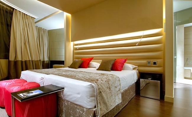 Habitación hotel Vincci Capitol Madrid