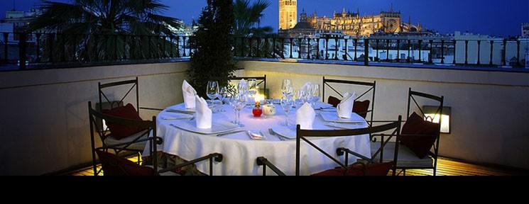 Restaurante El Mirador de Sevilla: asómate al placer gastronómico