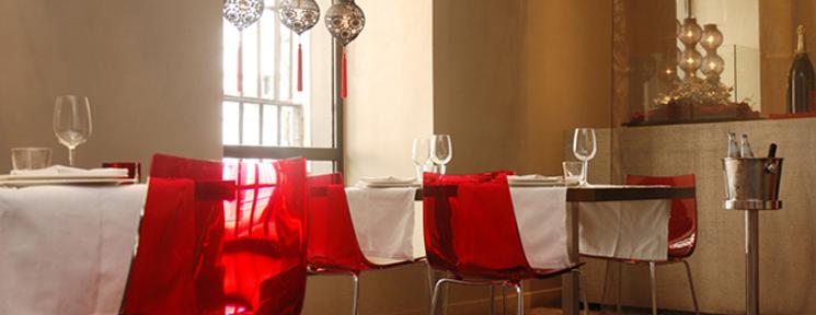 El restaurante Baraka y el hotel Vincci Posada del Patio te sumergen en la cultura Andalusí