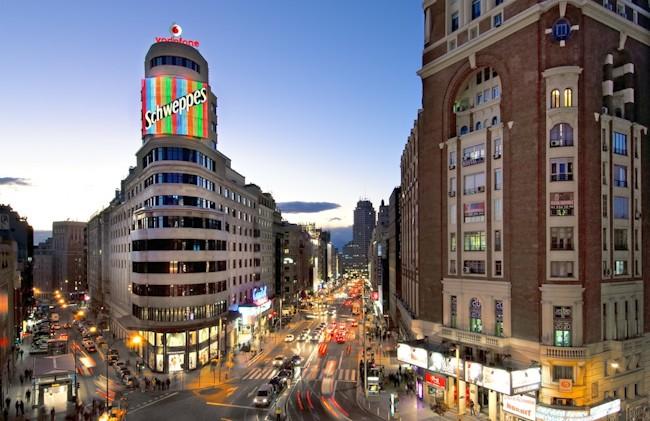 Hotel Vincci Capitol 4* Madrid