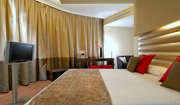 Las habitaciones de ensue o de vincci hoteles ii viaja - Habitaciones de ensueno ...