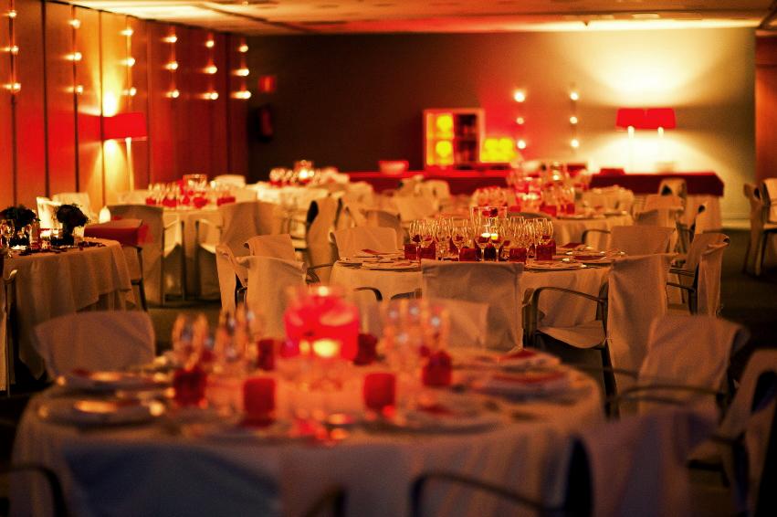 Restaurante del Hotel Vincci Soma