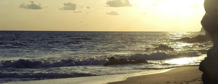 Playas para disfrutar el invierno