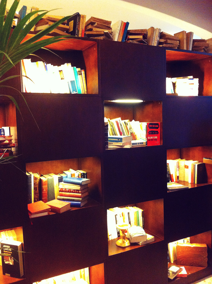 Biblioteca Hotel Vincci Lisboa