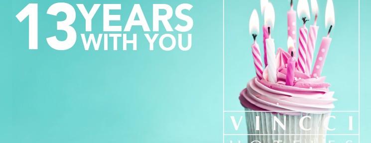 13 años contigo