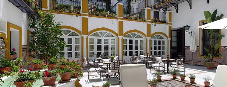 Una feria con mucho arte en el hotel Vincci La Rábida 4*