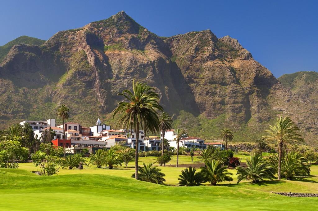 Hotel Vincci Selección Buenavista Golf&Spa 5* Lujo Tenerife.