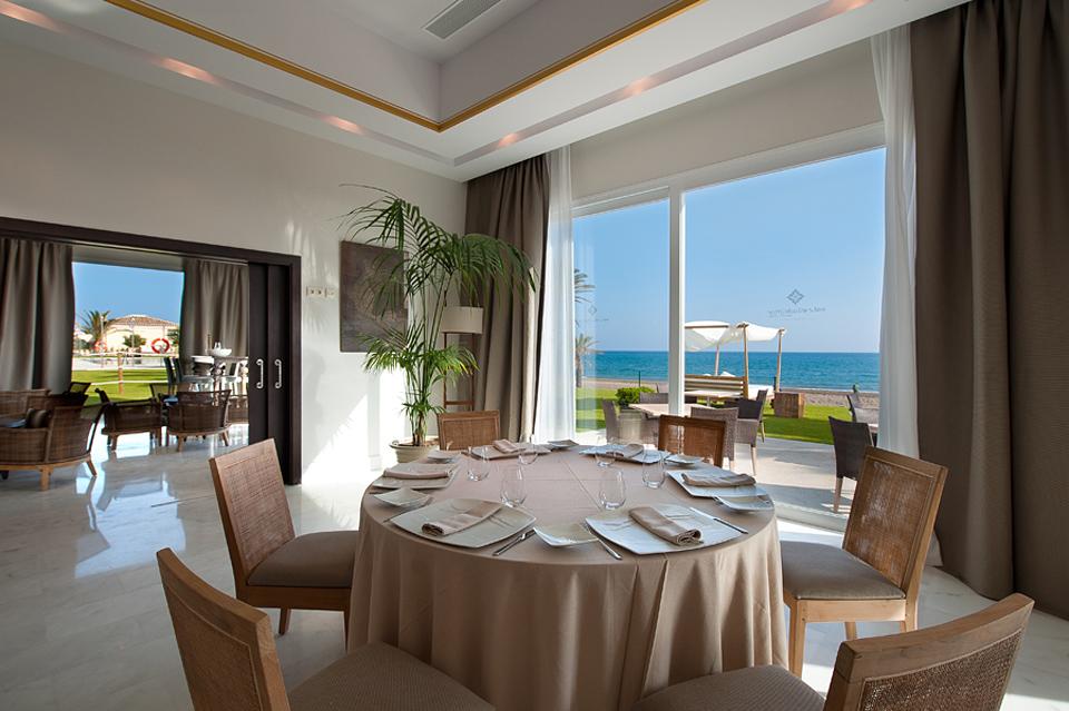 Restaurante Estrella del Mar. Málaga - Marbella.