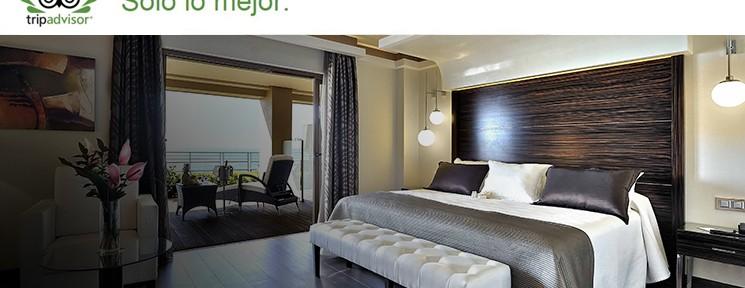 Vincci Selección Aleysa Hotel Boutique & Spa 5* premiado por los viajeros deTripadvisor