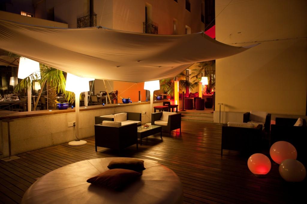 Hotel Vincci Soho 4* Madrid.