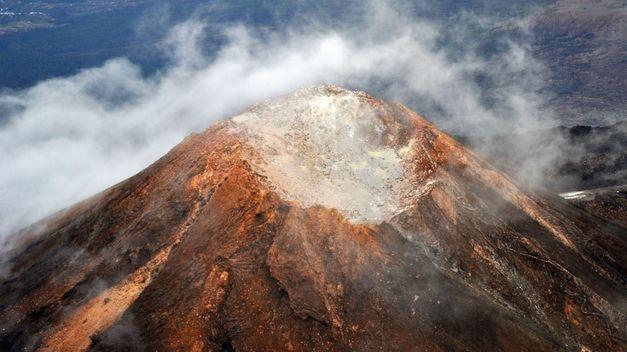 Volcán Teide, Tenerife. / Foto: