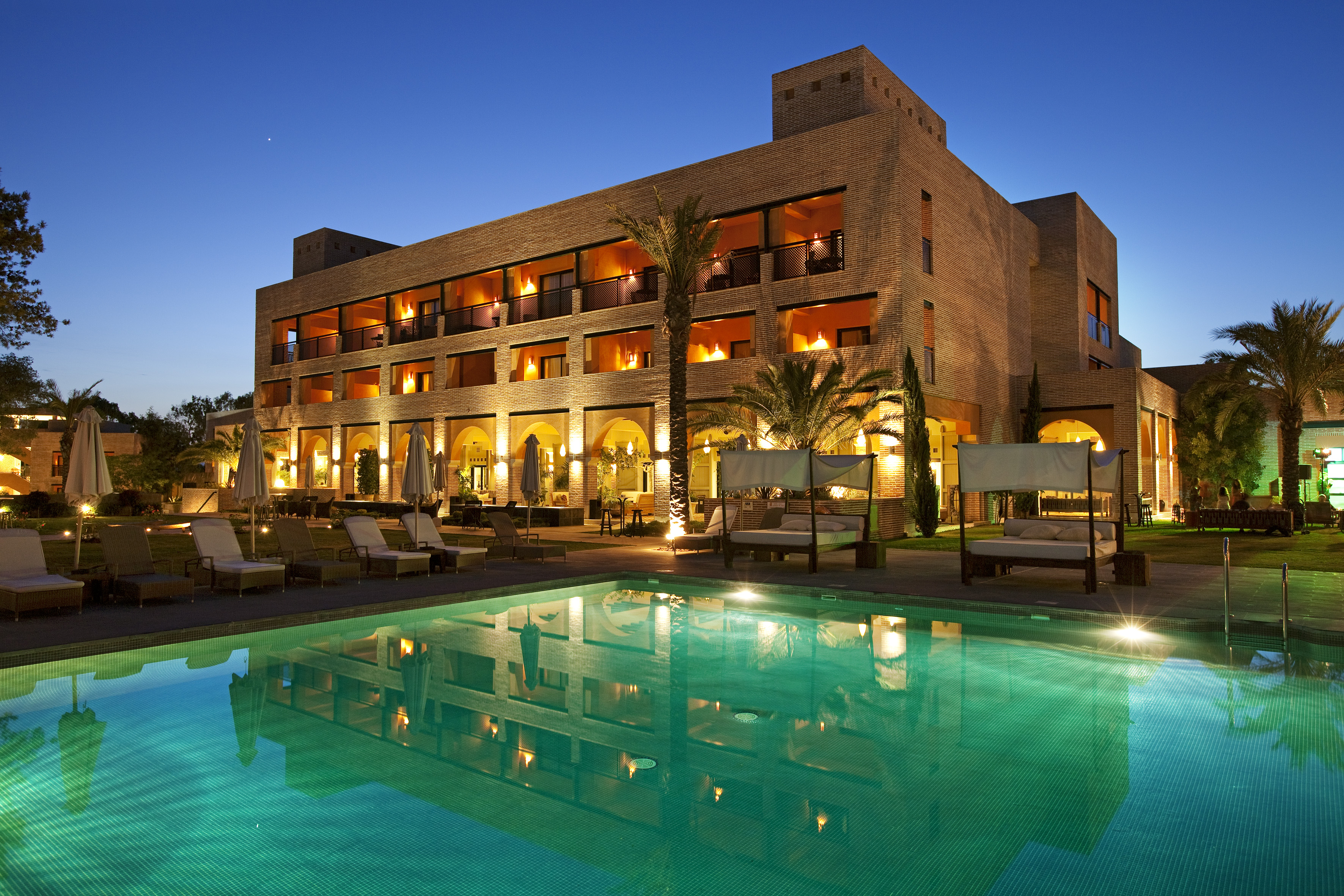 Hotel Vincci Selección Estrella del Mar 5* Marbella.