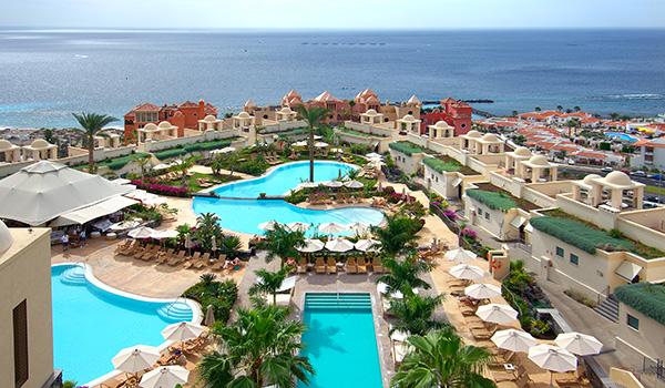 Hotel Vincci Selección La Plantación del Sur 5* Lujo Tenerife