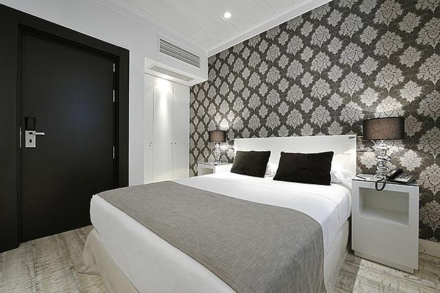 *Habitación en hotel Vincci Baixa 4* Lisboa, Portugal.