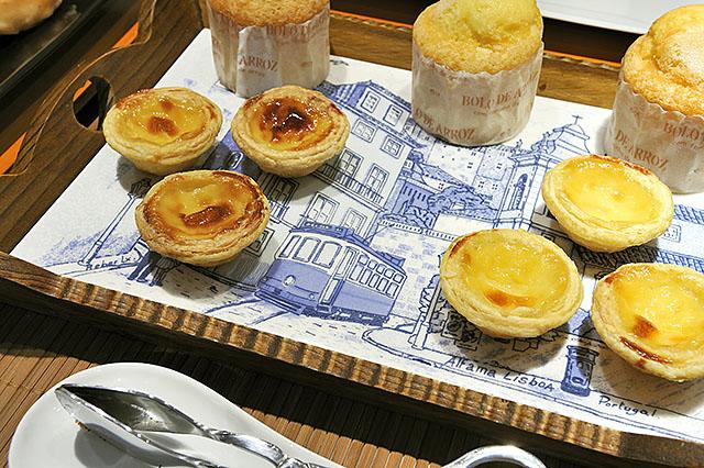 Pasteles de Belem, Lisboa, Portugal.