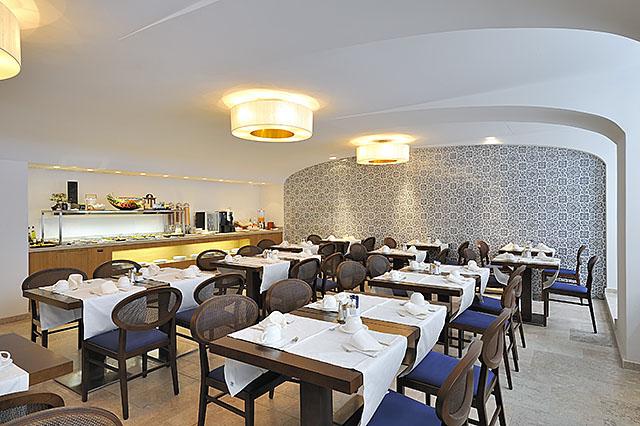 Tapas&Friends en hotel Vincci Baixa 4* Lisboa, Portugal.