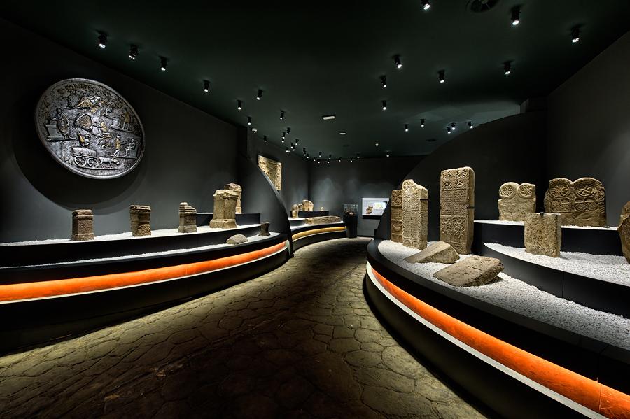 Museo Regional de Prehistoria y Arqueología de Cantabria, Santander. / Foto: turismodecantabria.com