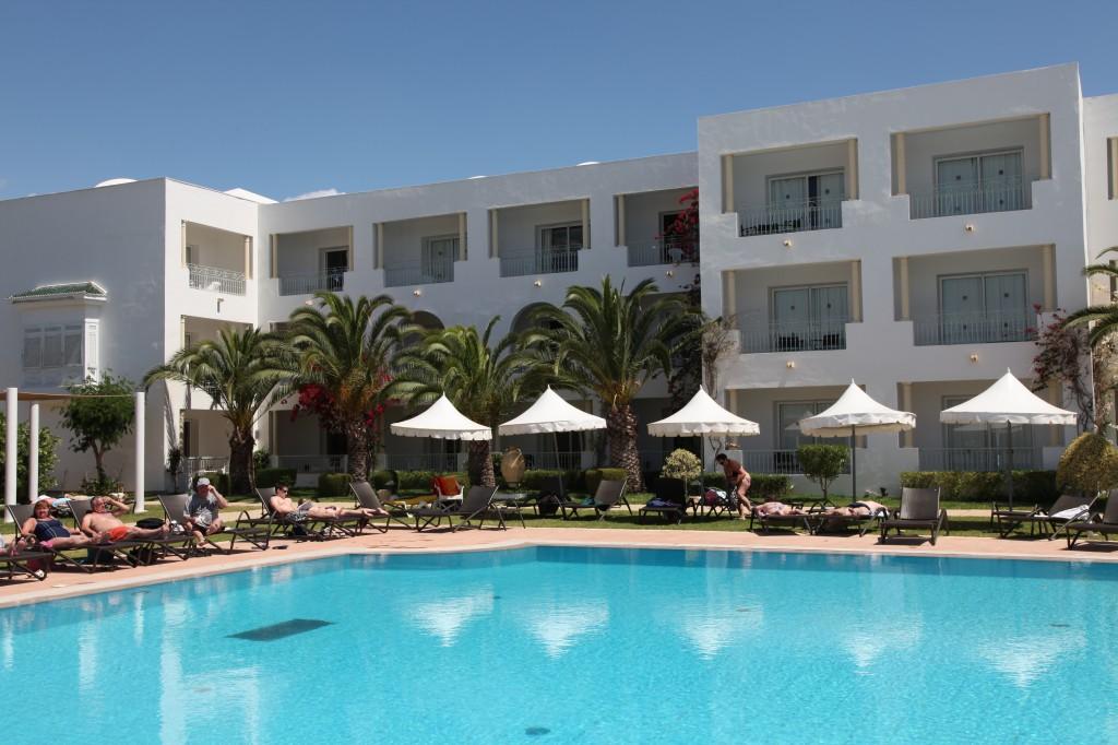 Piscina del hotel Vincci Djerba Resort 4* Djerba