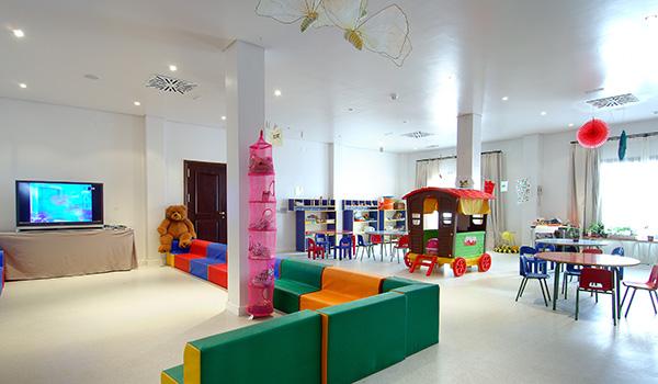 Miniclub del hotel Vincci Selección La Plantación del Sur 5* Lujo Tenerife