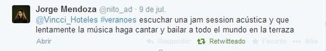 twitterconcurso_VincciHOteles_Veranoes