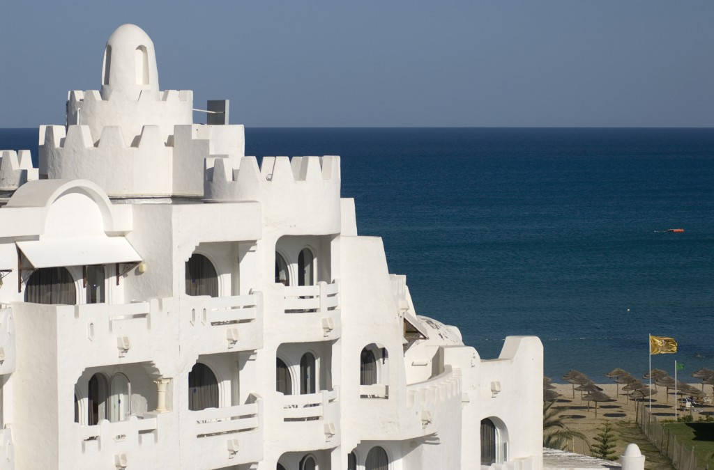 Hotel Vincci Lella Baya 4* Hammamet Túnez.