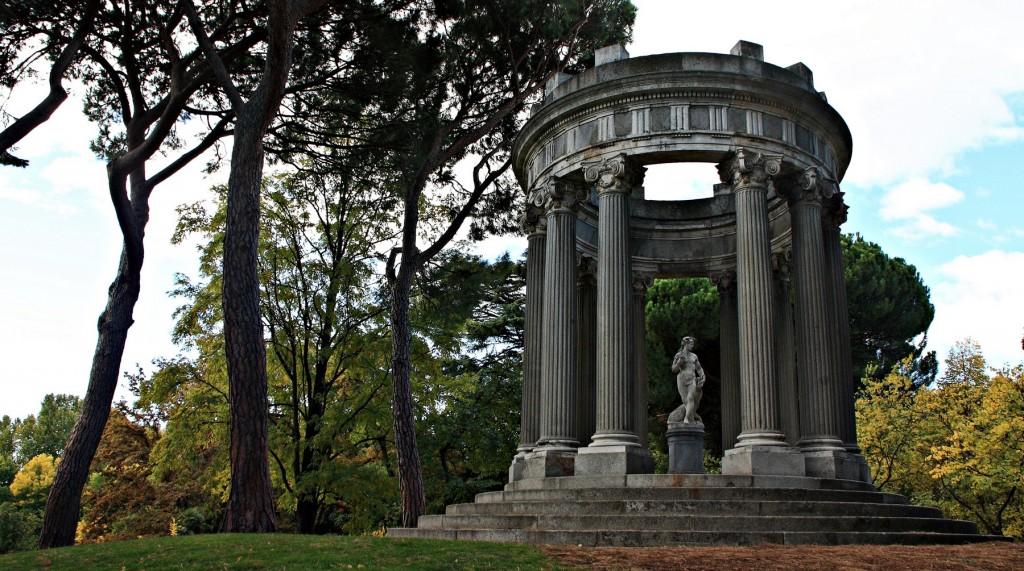 Parque El Capricho, Madrid. / Foto: barbararosillo.wordpress.com.