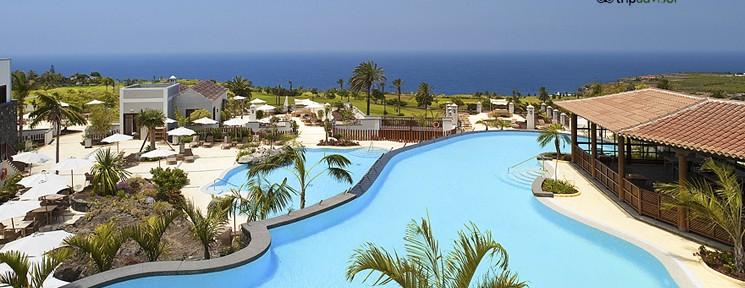 El hotel de Tenerife Vincci Selección Buenavista Golf&Spa 5* Lujo destacado por Tripadvisor por sus prácticas ecológicas
