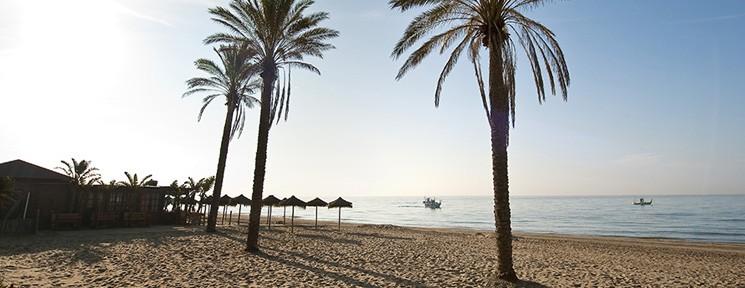 Marbella presume de playas con ocho banderas azules