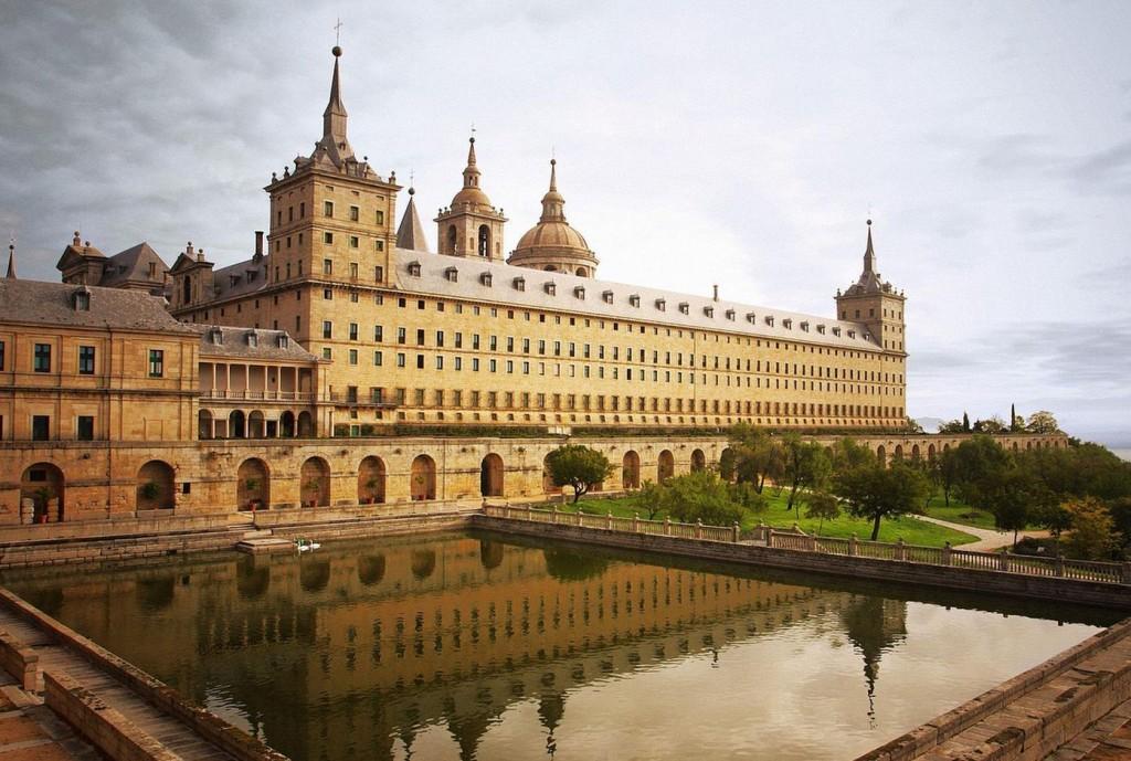 Monasterio de El Escorial. / Foto: Wikipedia.org.