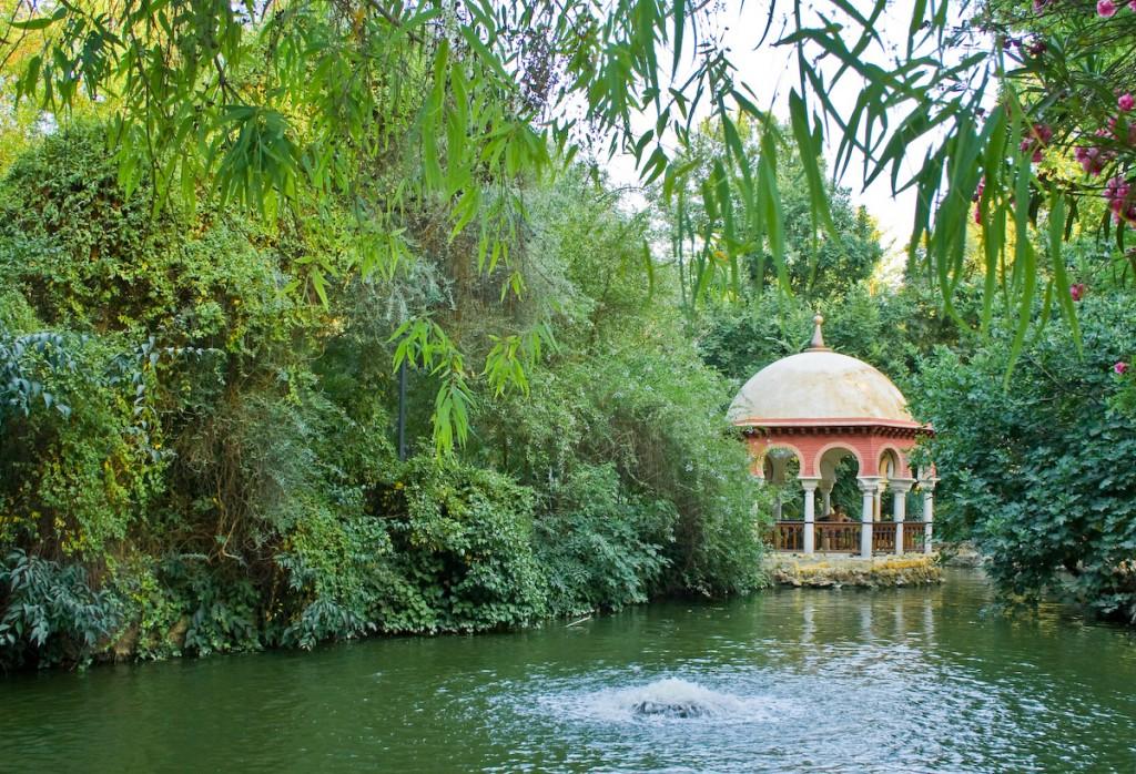 Parque de María Luisa, Sevilla. / Foto: en-sevilla.com