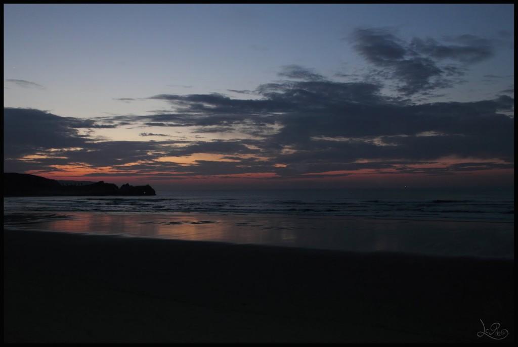 Atardecer Playa de las Salinas, Roquetas de Mar, Almería. / Foto: Buscounchollo.com