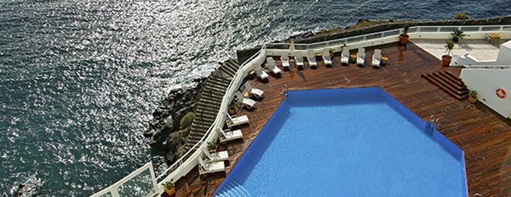 Un día en el hotel Vincci Tenerife Golf 4*