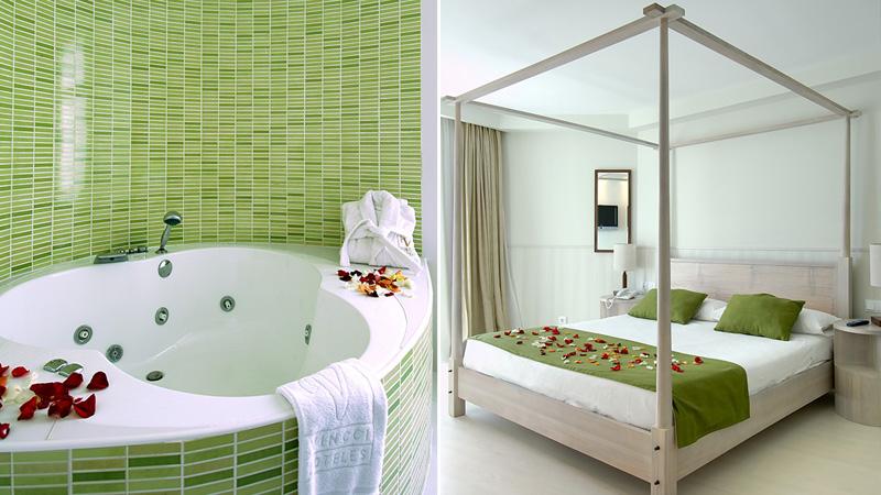 habitación del hotel Vincci Tenerife Golf 4*