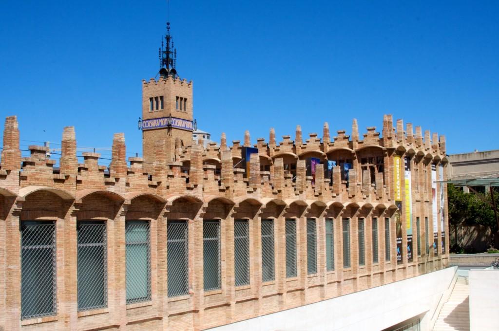 Caixa Forum Barcelona. / Foto: Wikipedia.org.