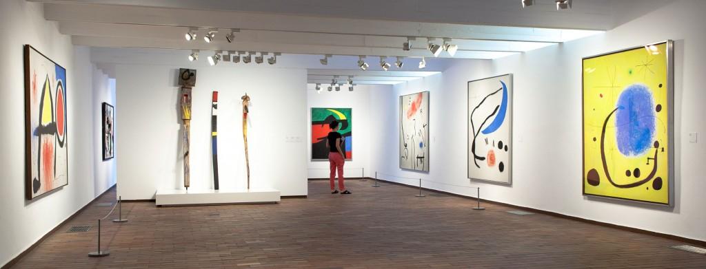 *Fundación Joan Miró. / Foto: Perfil Facebook Fundación Joan Miró.