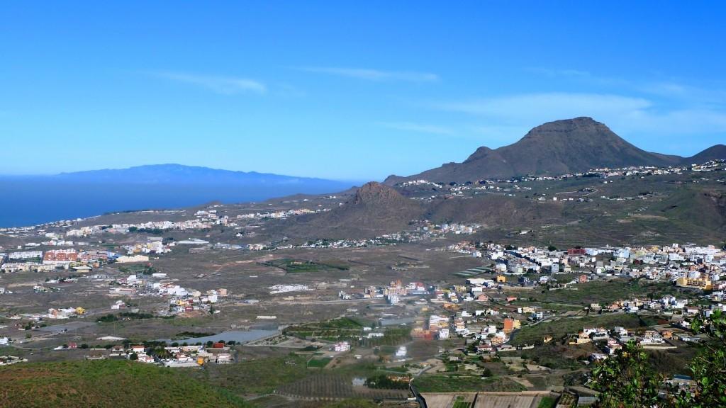 VISTAS DESDE MIRADOR DE CENTINELA www.teneriferambler.com