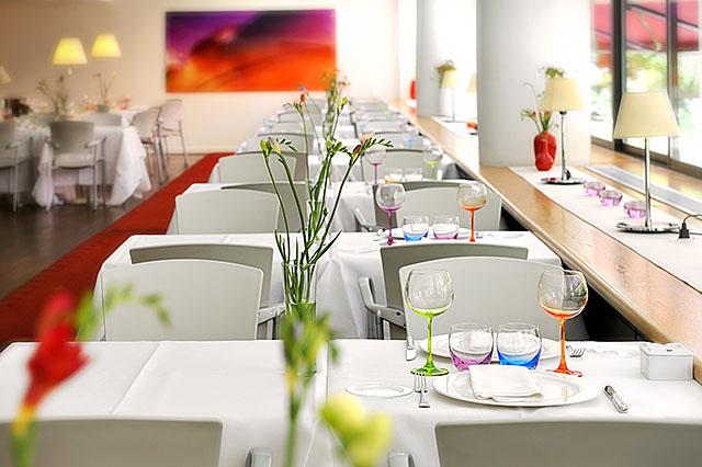 Restaurante Soma, hotel Vincci Soma 4* Madrid.