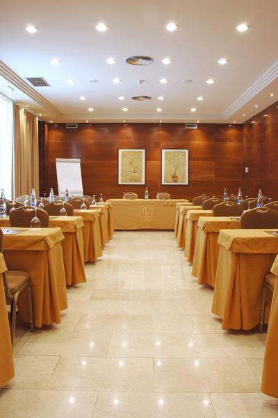 Salón para eventos del hotel Vincci Ciudad de Salamanca 4*.