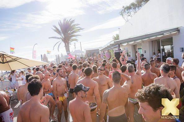 'Pool Party 2014' en Beach Club Estrella del Mar, Marbella.