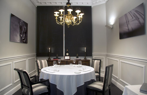 Restaurante Club Allard. / Foto: cluballard.com