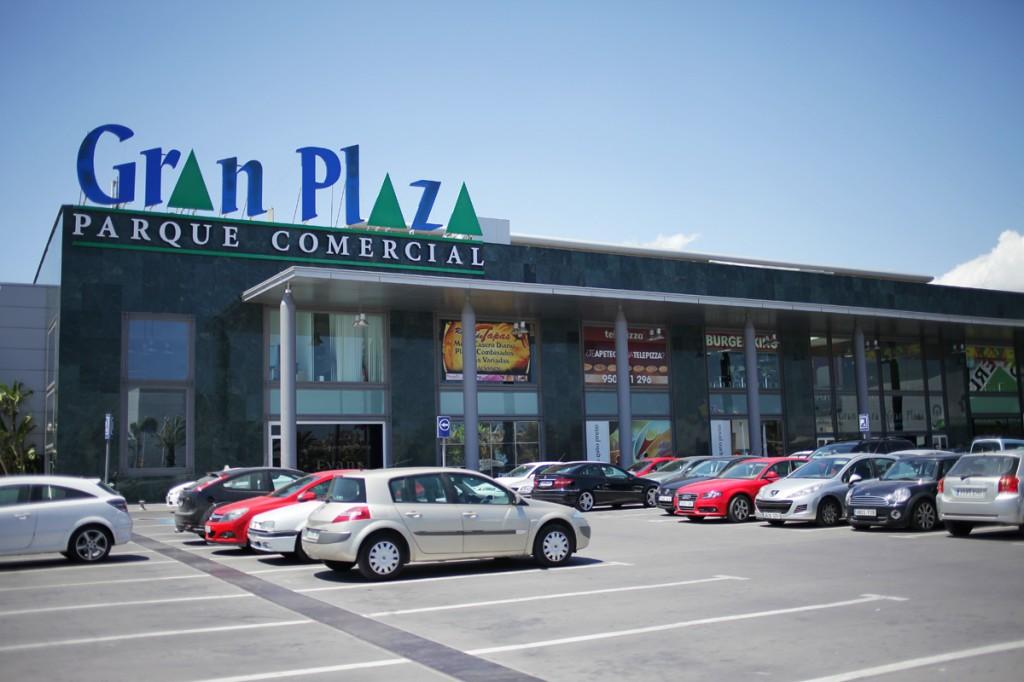Centro Comercial Gran Plaza, Roquetas de Mar. / Foto: parquecomercial-granplaza.com