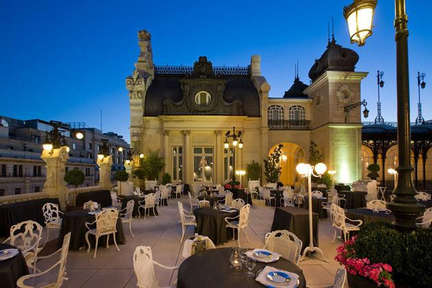 La Terraza del Casino. / Foto: teveoenmadrid.wordpress.com